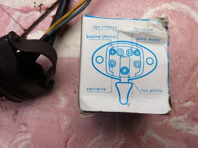Puch Cobra MC 75 - Esquema Eléctrico IMG_3763