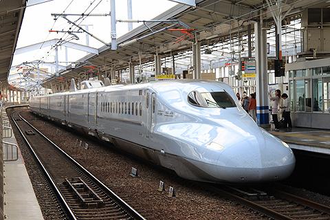 山陽・九州新幹線「さくら」 N700系7000番台