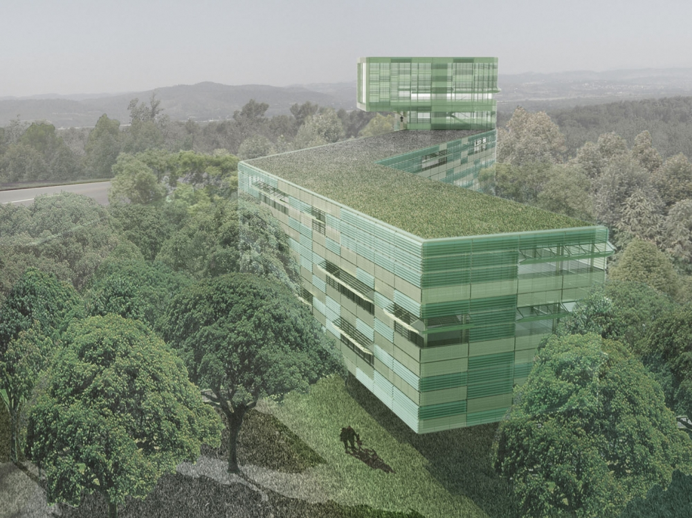 Science park design by HerrerosArquitectos