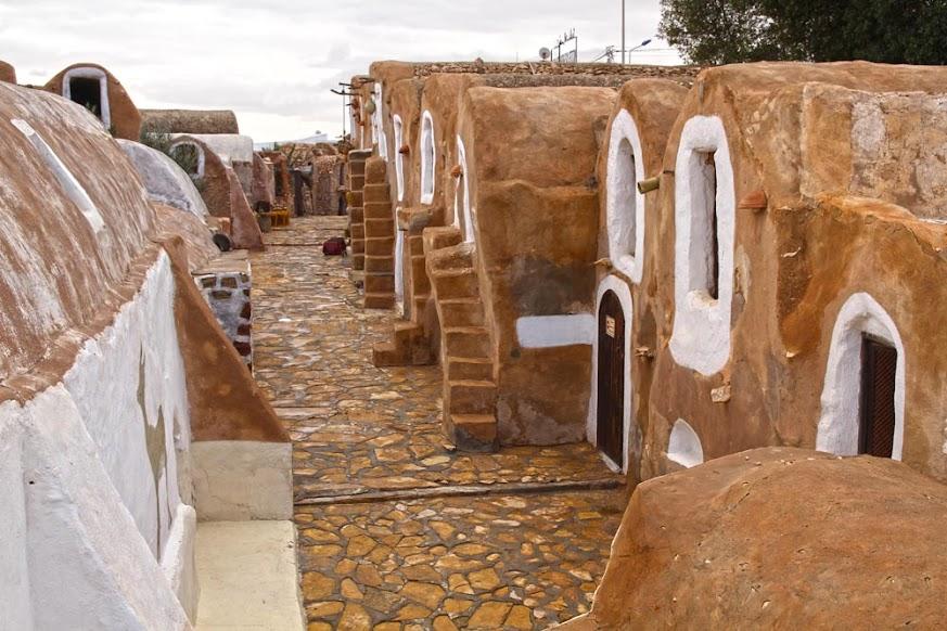 Visitar TATAOUINE, o mundo dos ksour e da Guerra das Estrelas | Tunísia