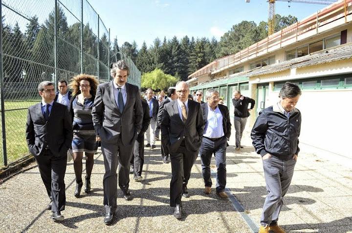 Complexo Desportivo de Lamego renovado abre portas em setembro