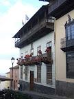 La casa de los balcones a la Orotava