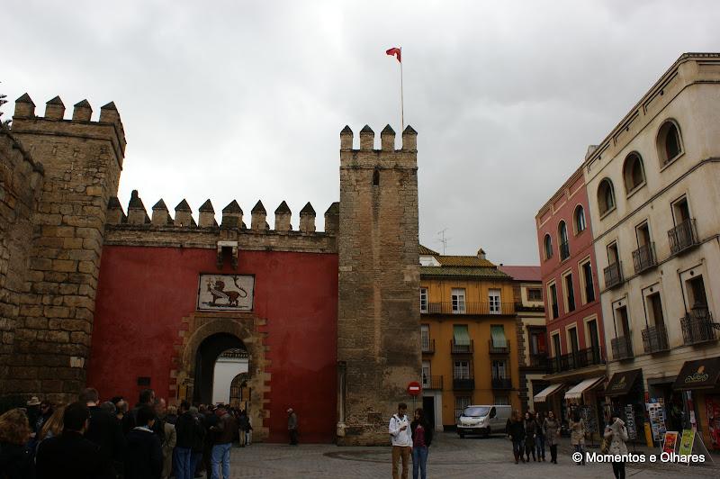 Sevilha, El Alcazar