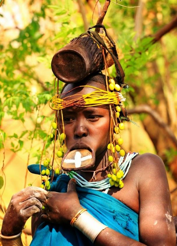 Pietu etiopijos gentys.Autorius:Tomas Baltusis