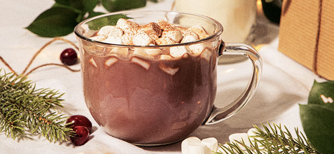 Your Favorite Hot Cocoa Recipe All Grown Up