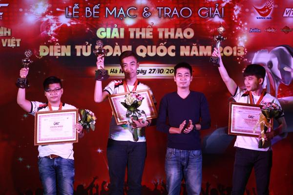VEC 2013 kết thúc vòng chung kết quốc gia 5
