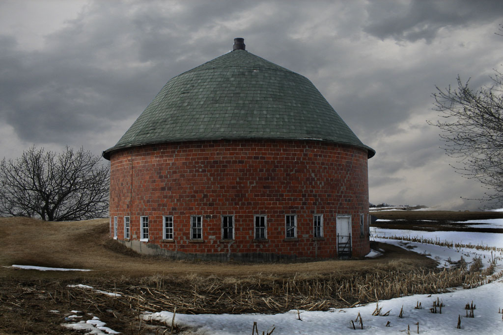Life In A Canned Ham Wisconsin Round Barns