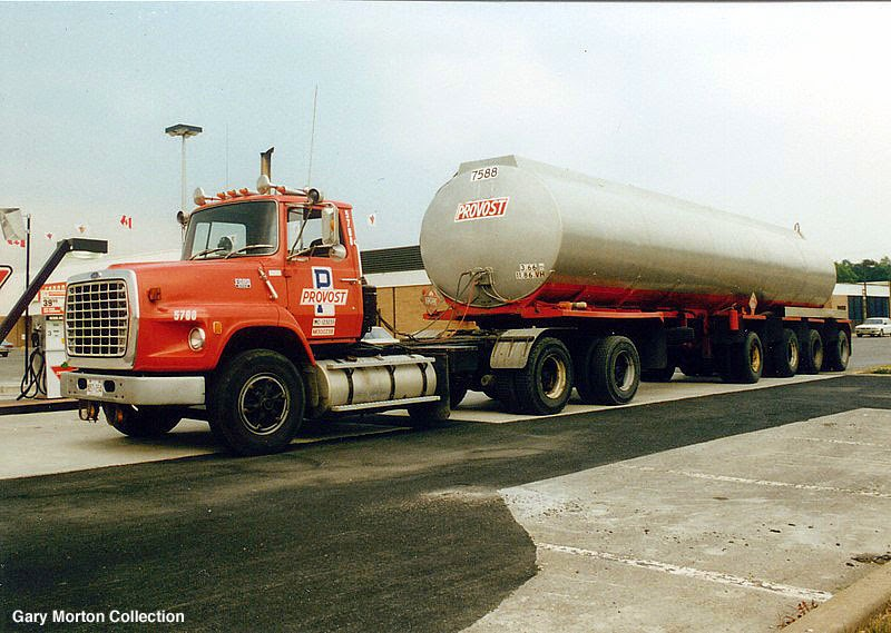 FORD LTS9000 Provost Provost_ford_tanker