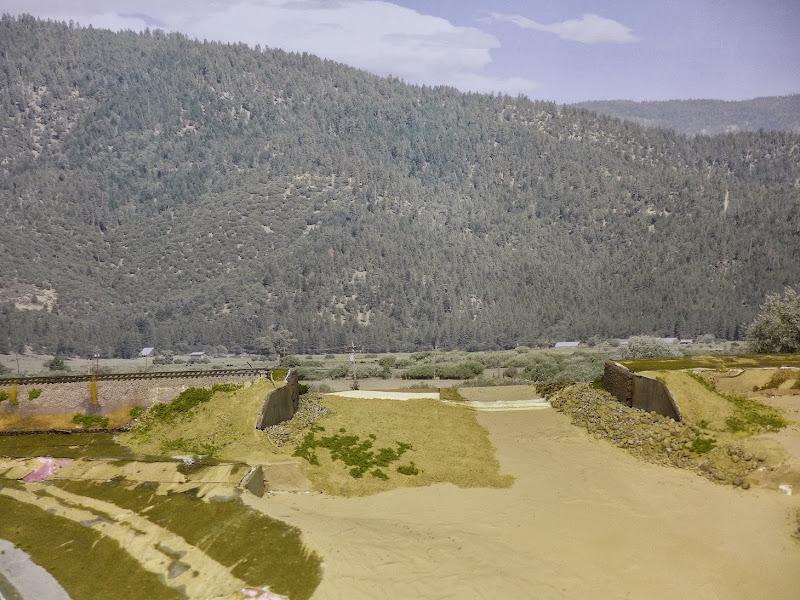 New backdrop model railroader magazine model - Model railroad backdrops ...