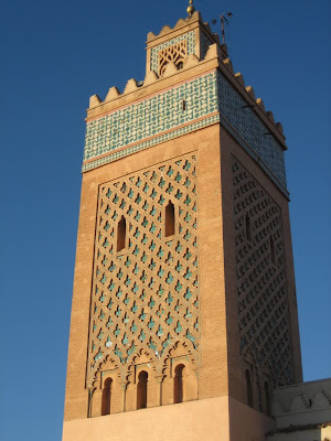 Koutoubia in Marrakech Morocco