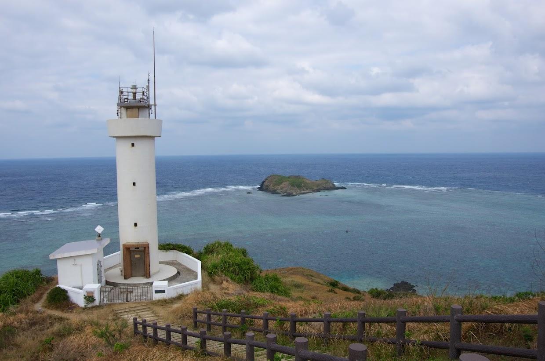 平久保崎灯台(石垣島
