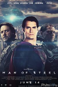 Người Đàn Ông Thép - Man Of Steel poster