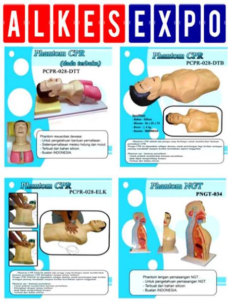 Phantom-CPR-Dewasa-dan-NGT-Dada-Terbuka-Tertutup-Elektrik-Alkes-Expo