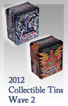 2012 Collectible Tins Wave 2