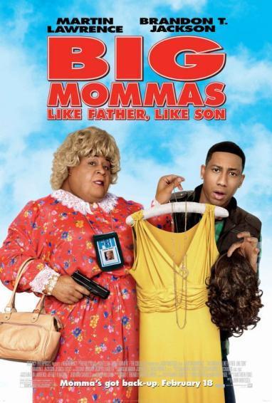 Big Mommas Like Father Like Son (2011) Bigmommaslikefatherlikel