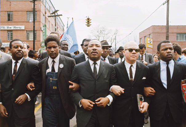 martin luther king jr march on selma
