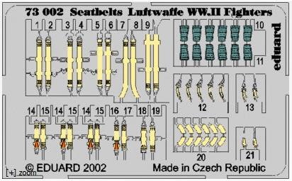 """Messerschmmit Bf 109 E-3 - Major Hans """"Assi"""" Hahn Eduard%252520Seatbelts%2525201_72%252520Luftwaffe%252520WW2"""