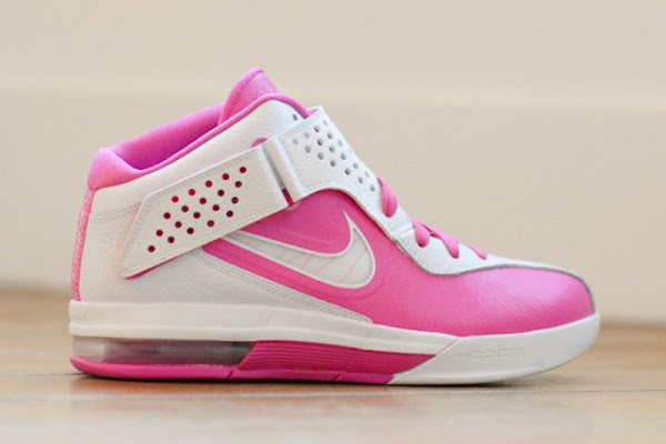 Preview of Nike Air Max Soldier V 5 8211 Think Pink Colorway