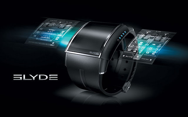 HD3 Revolutionizes time with Slyde