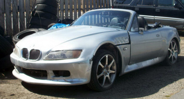It Came From Ebay Hell The Bmw Z3 Miata Edition