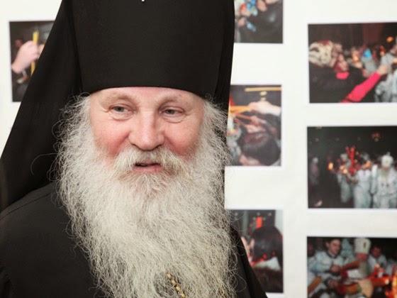 Никон, митрополит Липецкий и Задонский.