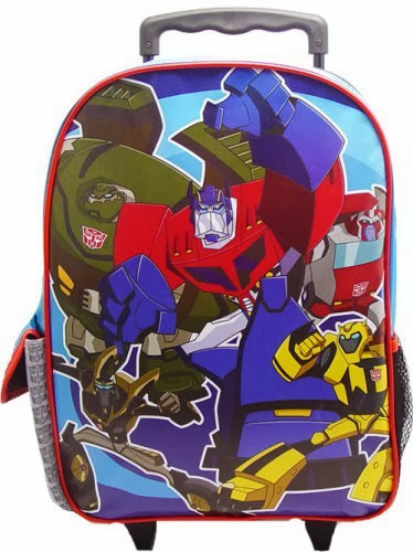 109e64644d3c Transformers Rolling Wheeled School Backpack - best handbag for a mom