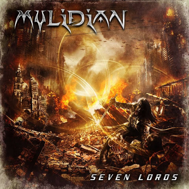 Mylidian - Seven Lords (2013)