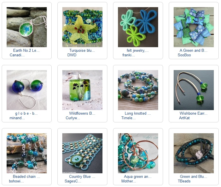 Mediation in Green and Blue Collection