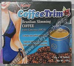 coffeetrim slimming coffee