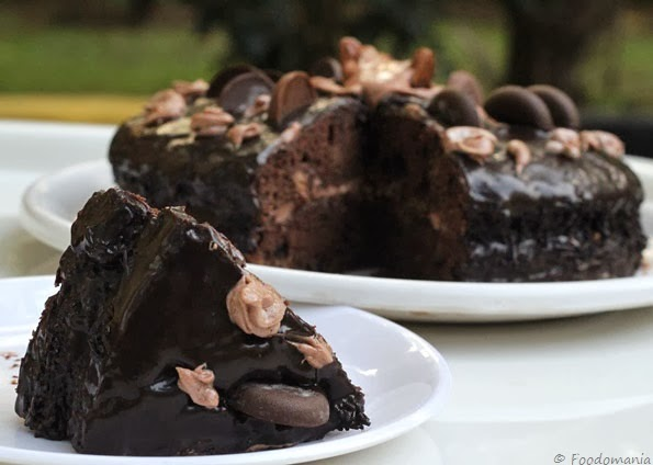 Chocolate Seduction Cake Recipe | The Ultimate Best  Chocolate Cake
