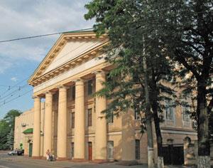 здание арсенала 1784