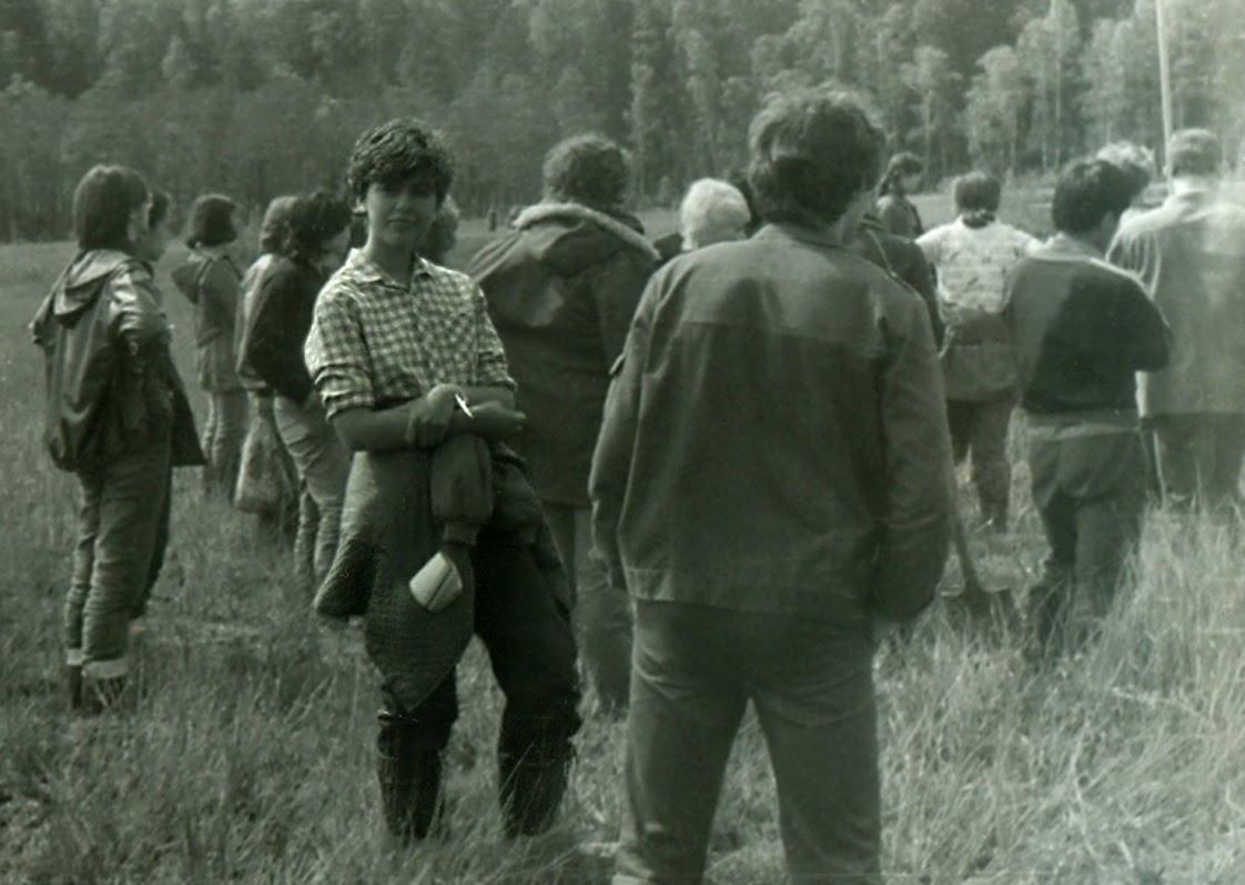 биологический факультет МГУ, курс 1984 года,