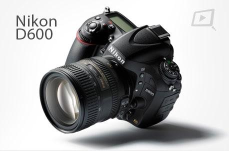 Nikon Anuncia la Nueva Digital SLR D600