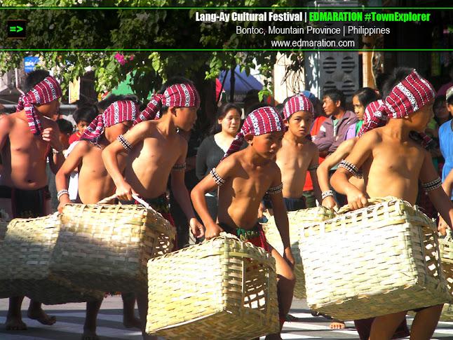 Lang-ay Festival - Bontoc, Mt. Province