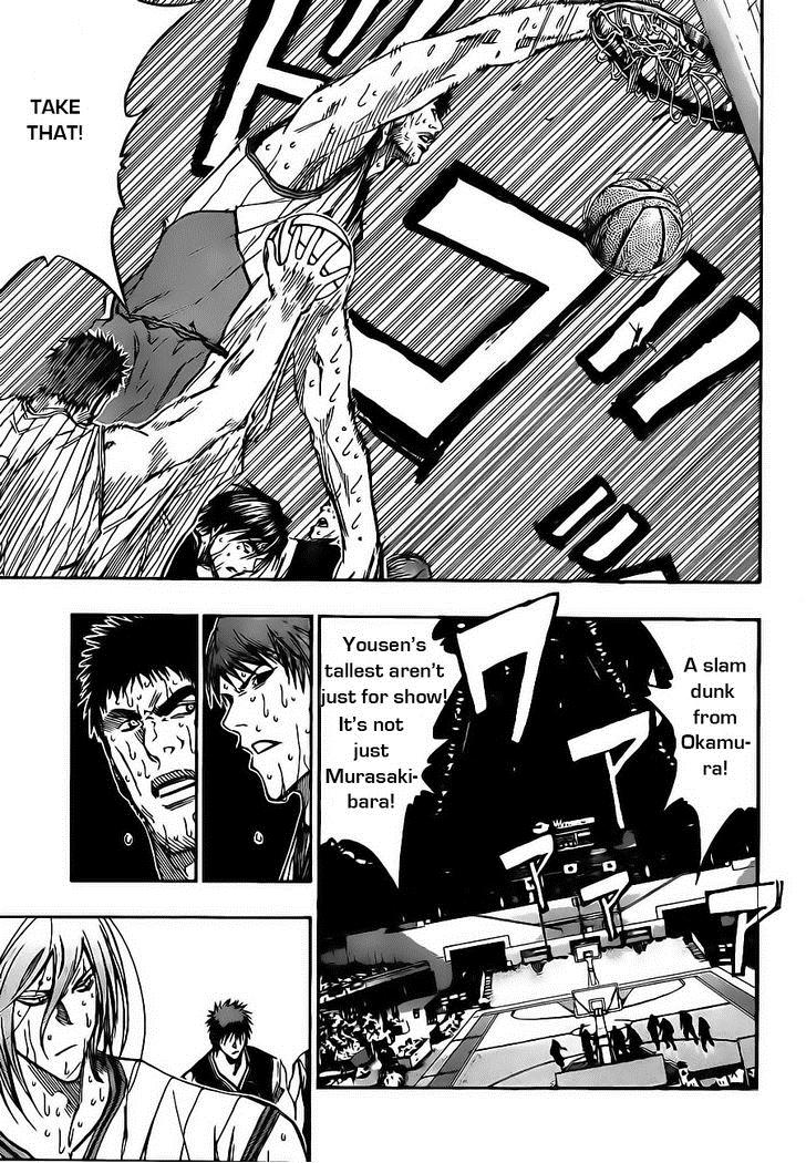 Kuroko no Basket Manga Chapter 163 - Image 07