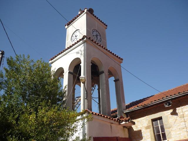 Καμπαναριό εκκλησίας Αγ. Νικολάου