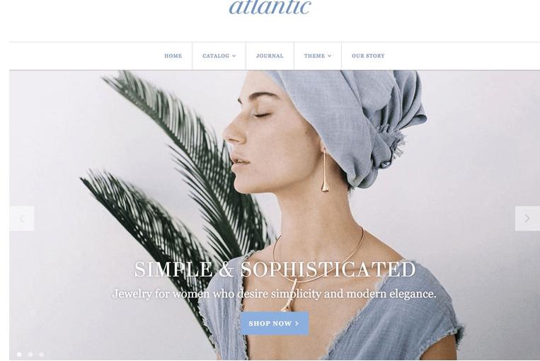 Atlantic - premium Shopify theme