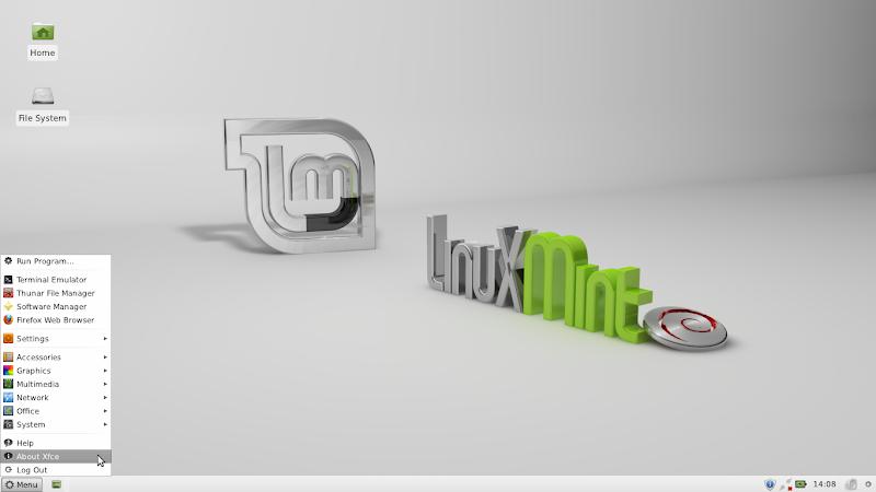 Linux Mint Debian Xfce