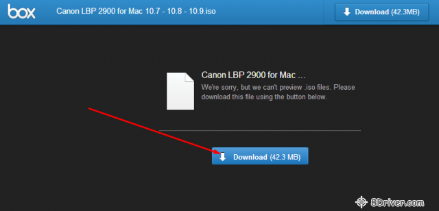 download canon lbp 2900 from box.net server