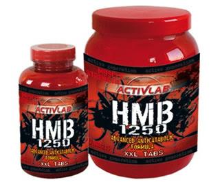 Activlab HMB 1250 XXL Tabs 120 tab