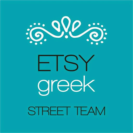Grab button for Etsy Greek Street Team