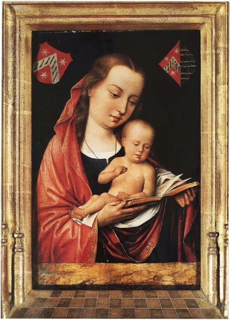 Gerard David - Madonna and Child