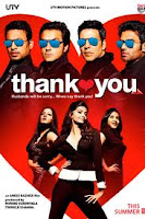 Thank You hindi bollywood movie (2011) mp3 Songs
