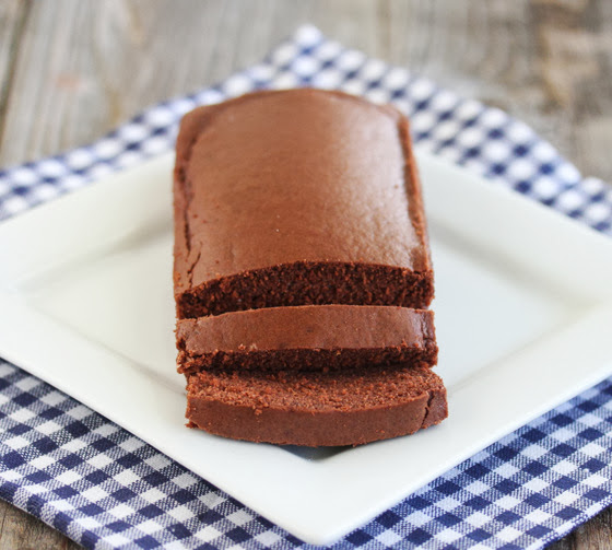 photo of sliced chocolate cake