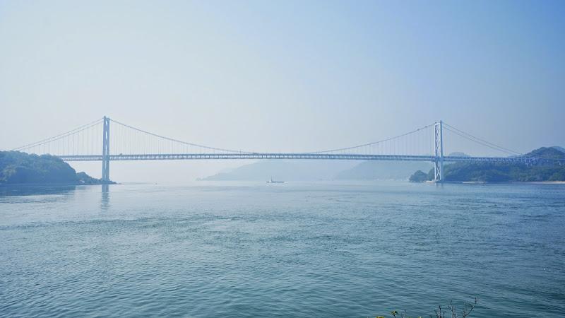 しまなみ海道 因島大橋 写真2
