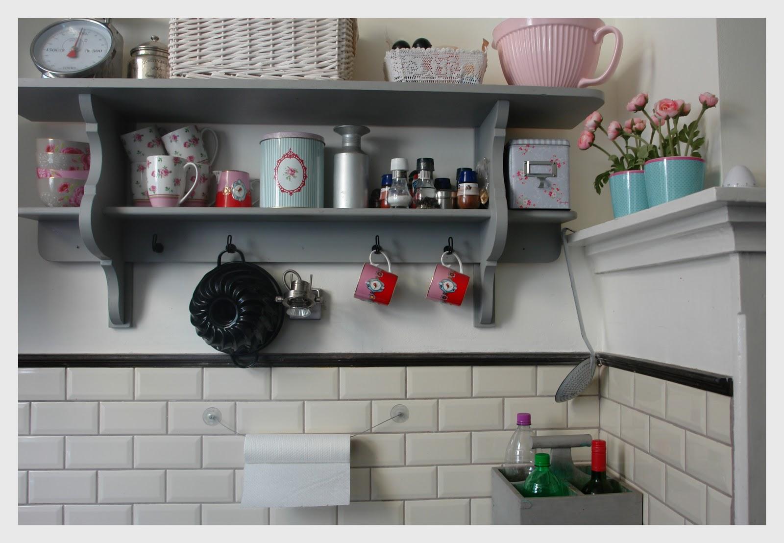 Colorful home een kijkje in de keuken - Keuken m ...