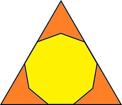MEDIAN Don Steward mathematics teaching: nonagon angles