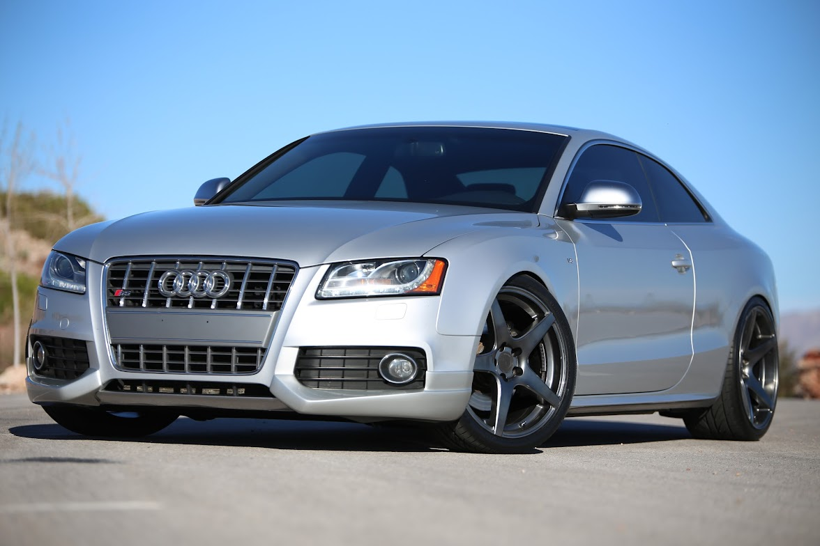 Purchase Used Stunning 2008 Audi S5 Quattro Lowered 6 Spd Meisterschaft Exhaust Perform Tuned In Boulder City Nevada United States