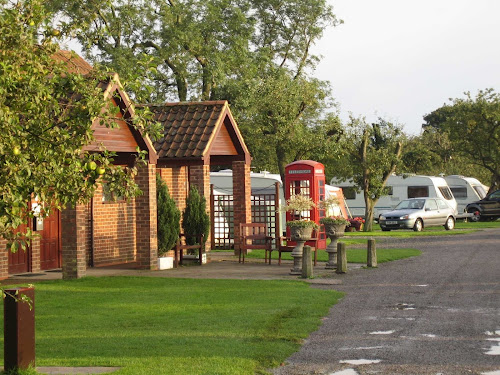Orchard Park Touring Caravan and Camping at Orchard Park Touring Caravan and Camping