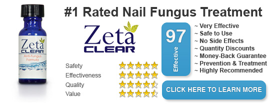 ZetaClear Review - For Nail Fungus Treatment at Home